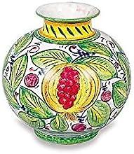 Handmade Frutta Mista Vase From Italy