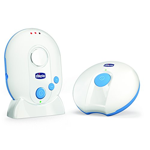 Chicco 00007661000000 Always With You Baby Monitor, Bianco