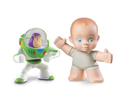Disney / Pixar Toy Story 3 Buddy Pack - Communicator Buzz Light Year and Big Baby