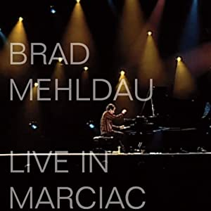Brad Mehldau - Live In Marciac cover 