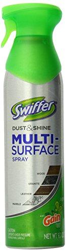 Swiffer Dust Amp Shine Multi Surface Spray 9 7 Ounce