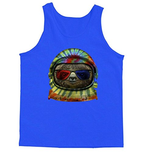 Tank Top: Sloth Astronaut 3D Glasses MTTP2235617
