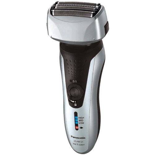 Panasonic Men'S 4-Blade Rechargeable Electric Shaver Razor & Beard Trimmer With Nanotech Blades