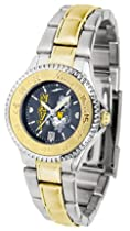 Navy Midshipmen Competitor AnoChrome Ladies Watch with Two-Tone Band