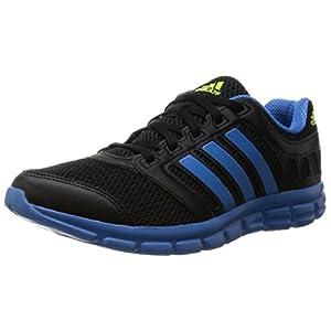[アディダス] adidas ランニングシューズ Freshbreeze 101 2 AF5341 AF5341 (コアブラック/スーパーブルー F15/ソーラーイエロー/26.0)