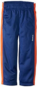 Reebok Boys 2-7 Tricot Pant, Club Blue, Small