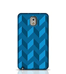 Stylebaby Abstract Blue Samsung Galaxy Note 4 Phone Case