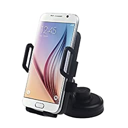 AutumnFall® Qi Wireless Car Stand Charger Transmitter for Samsung Galaxy S6/S6 Edge (A)