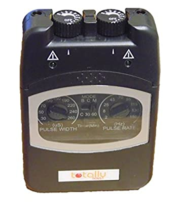 TENS Machine TPN Type Analogue Dual Channel by Totally TENS - Natural Pain Relief