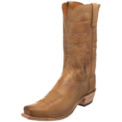1883 by Lucchese Men's N1566.73 Western Boot,Camel,8.5 EE US