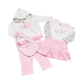 Baby's Store  Puma 5-piece Layette Set (Sizes 0M – 9M)