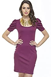 Divaat Simply Ruched Dress