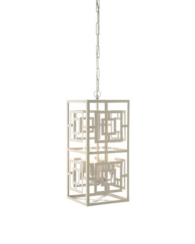 Shine by S.H.O Faye Pendant Light  - Bisque