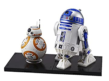 スター・ウォーズ BB-8 & R2-D2 1/12スケール プラモデル
