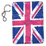Union Jack Oyster Card Holder