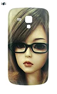 Dressmyphone Designer Back Panel Replacement for Samsung Galaxy S Duos 2 S7582  Design 2    Multicolor available at Amazon for Rs.449