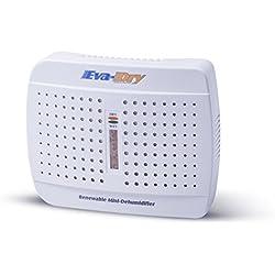Eva Dry Renewable Mini Dehumidifier (White)
