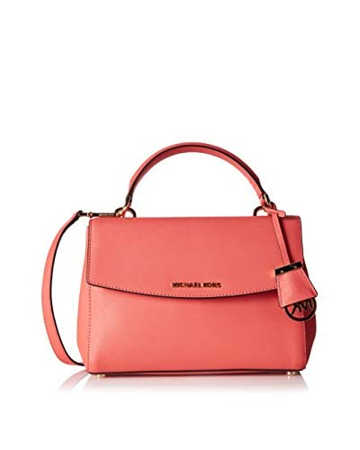 Michael Kors Bandolera Sm Th Satchel Coral