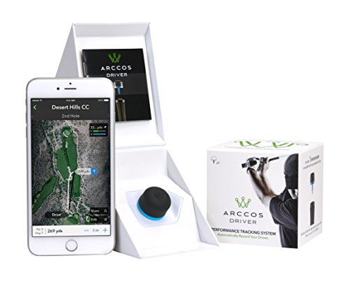 Arccos Golf Driver GPS Sensor/Range Finder