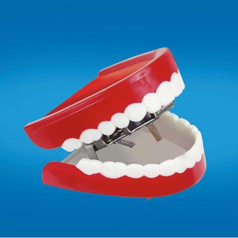 Talking Teeth Classic Prank (1 per package)