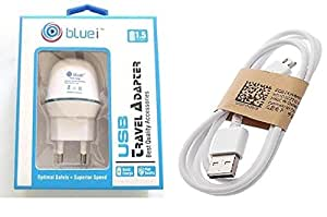 Generic One Data Cable and 1.5 amp Dock for HUAWEI HONOR 6 PLUS PHONES