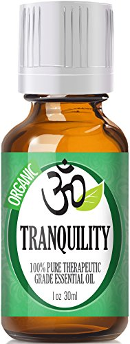 Tranquility Essential Oil (30ml) 100% Pure, Best Therapeutic Grade Essential Oil - 30ml / 1 (oz) Ounces