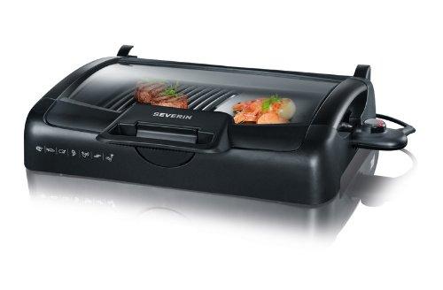 Severin Elektrogrill 2500 Watt : Best price severin barbecue grill pg black top electric grills