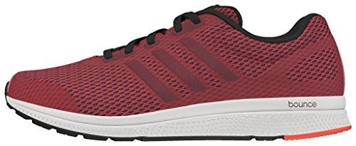 adidas Uomo Mana Bounce M scarpe da corsa rosso Size: 44 2/3