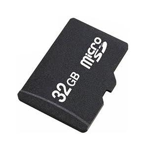 Acce2S - CARTE MEMOIRE 32 GO pour SONY XPERIA Z MICRO SD HC + ADAPTATEUR SD