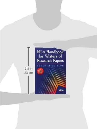 handbook for writers of research papers. 6th