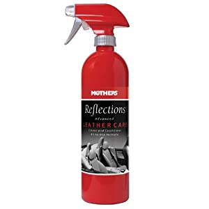 Mothers 10424 Reflections Leather Care - 24 oz by MOTHERS