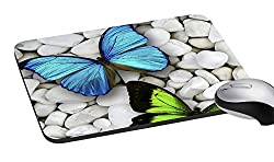 meSleep Multiple Butterfly Mouse Pad