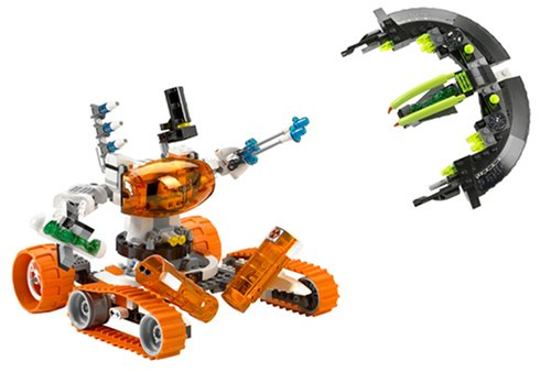 LEGO Mars Mission 7697: MT-51 Claw-Tank Ambush