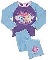 Girls My Little Pony Long Sleeve Top & Bottoms Nightwear Pyjama Set