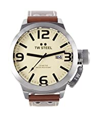 TW Steel Canteen Quartz Stainless Steel Mens Watch TW21N