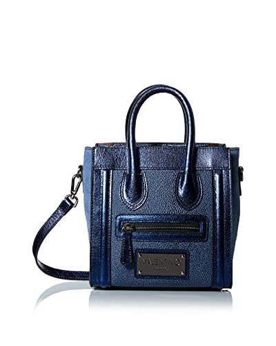 Valentino Bags by Mario Valentino Women's Leidy Cross-Body, Blue