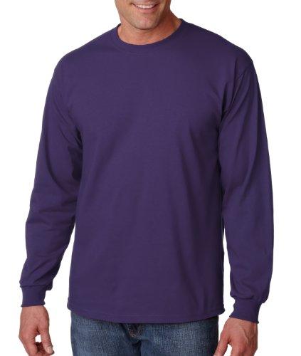 Gildan Ultra Cotton - 100% Cotton Long-Sleeve T-Shirt. G2400