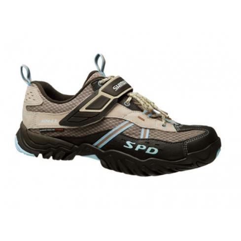 Shimano SH-WM41 Mountain Bike Shoes - Women's Brown 37