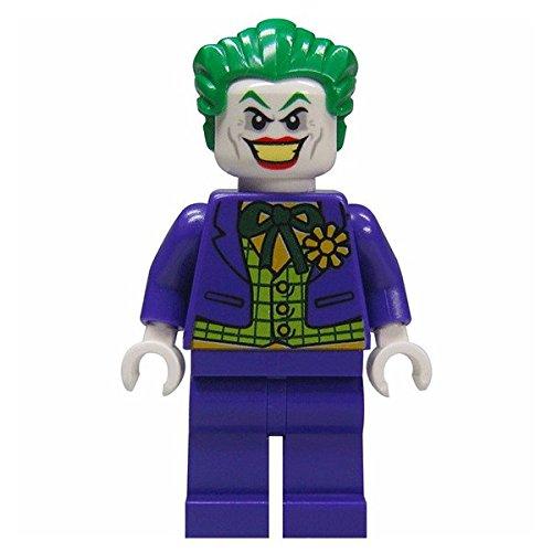 Minifigures Joker Super Heroes Dc Comics Brixplanet