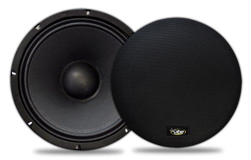 Lanzar Vmrn105 Vibe Series Lanzar 800-Watt 10-Inch Mid-Range Speaker