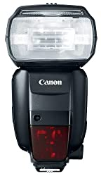 Canon 600EX-RT Speedlite Flash (Black)