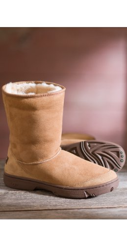 UGG Women's Ultimate Short Boots - Chestnut 9