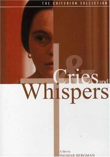 Cover art for  Cries & Whispers (The Criterion Collection)