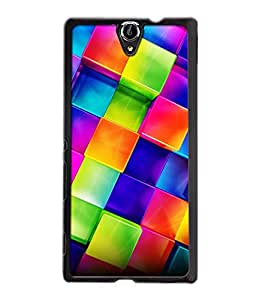 instyler BACK COVER CASE FOR SONY XPERIA C5