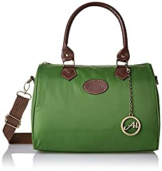 Alessia74 Women's Handbag (Green) (TY023I)