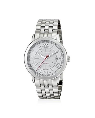 88 Rue du Rhone Men's 87WA120031 Analog Display Swiss Automatic Silver Watch