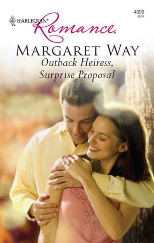 Image for Outback Heiress, Surprise Proposal (Harlequin Romance)