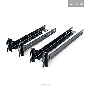 Amazon Com Structures By Malouf Set Of 2 Hook On