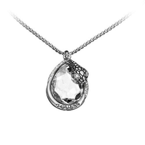 Guess Damen Halskette mit Anhänger Metall 80.0 cm UBN80114 thumbnail