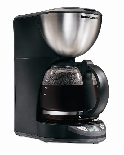 Mr Coffee Coffee Maker Keeps Beeping : Cuisinart DCC-1000BK Filter Brew 12-Cup Programmable Coffeemaker, Black Black Coffee Maker